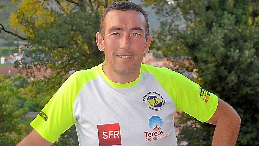 Cyril Pagès, 42 ans, ultra-traileur confirmé, pratique son sport favori depuis 2012.