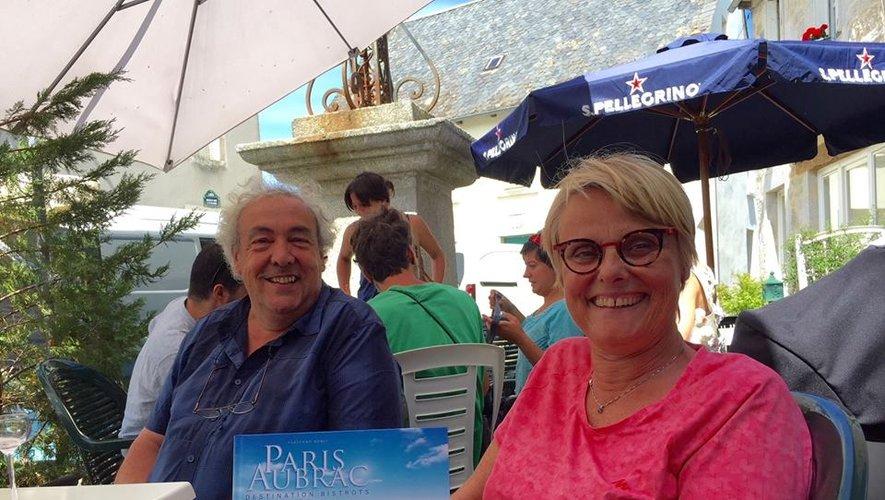 Fabienne Borie présentera son livre vendredi 10 août à partir de 18 h au buron de Born à Marchastel.