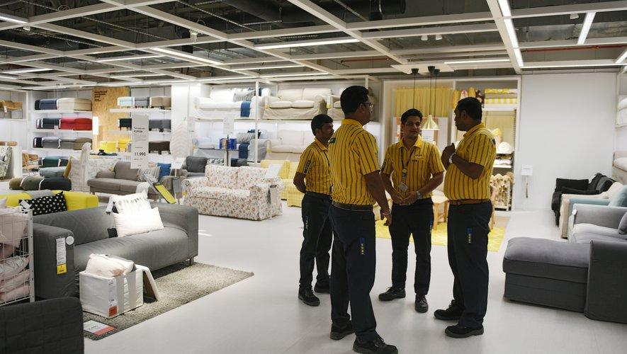 C'est la deuxième tentative du numéro un mondial de la vente de meubles de se lancer en Inde, après avoir vu ses plans contrecarrés en 2006 par une loi sur les investissements étrangers.