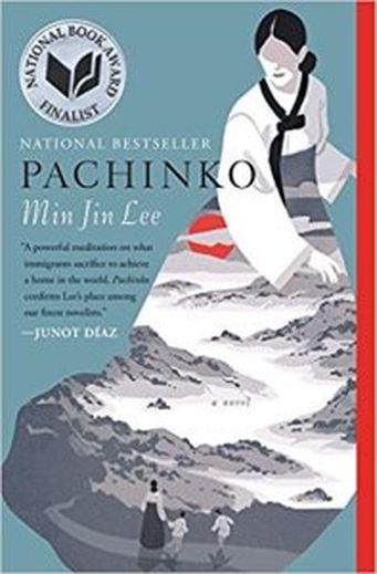 """Pachinko"" de Min Jin Lee a été finaliste du National Book Awards for Fiction en 2017."