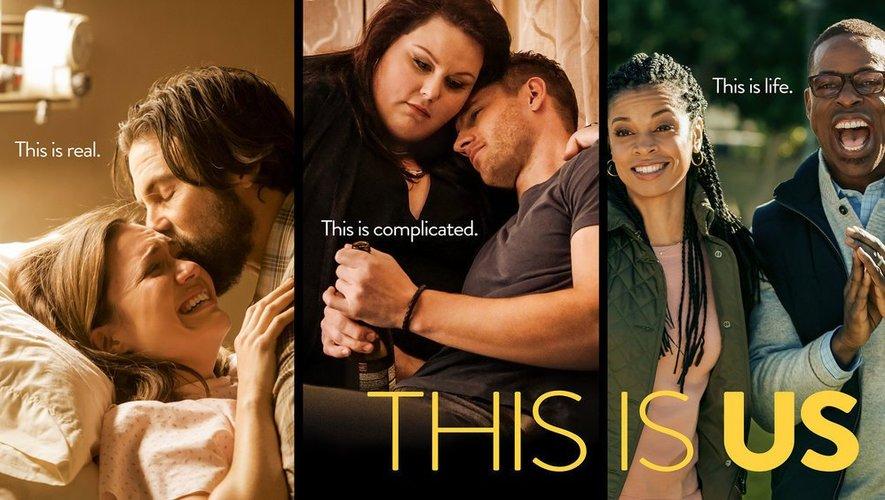 """La série """"This is Us"""" a été lancée en 2016 sur NBC."""