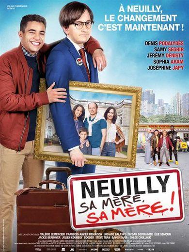 """Le premier opus de """"Neuilly sa mère"""" est sorti en 2009 et avait attiré 85.566 personnes pour son premier jour."""