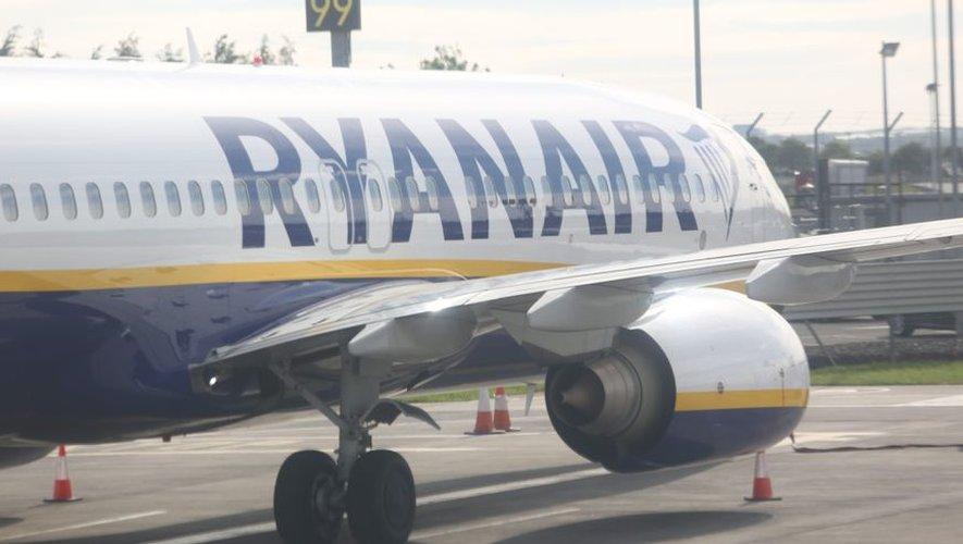 Grève chez Ryanair : le vol Rodez-Bruxelles annulé ce vendredi