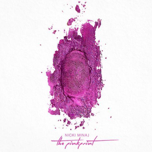 """""""Pinkprint"""", le dernier album de Nicky Minaj, est sorti en 2014."""