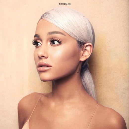"""Sweetener"", le nouvel album d'Ariana Grande, sortira le 17 août prochain."