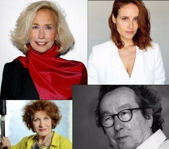 Brigitte Fossey, Gwendolyn Gourvenec, Andrea Ferréol, Philippe du Janerand seront à Espalion.