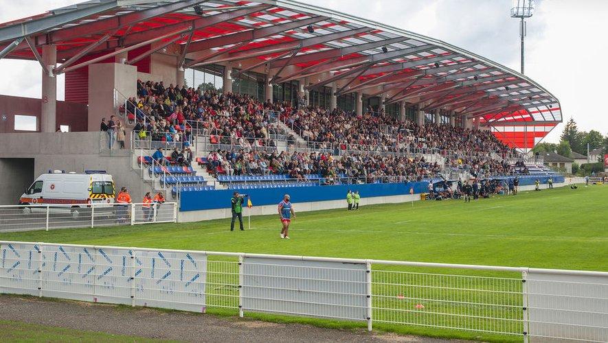 Un rugbyman du Stade Aurillacois décède en plein match face à Rodez
