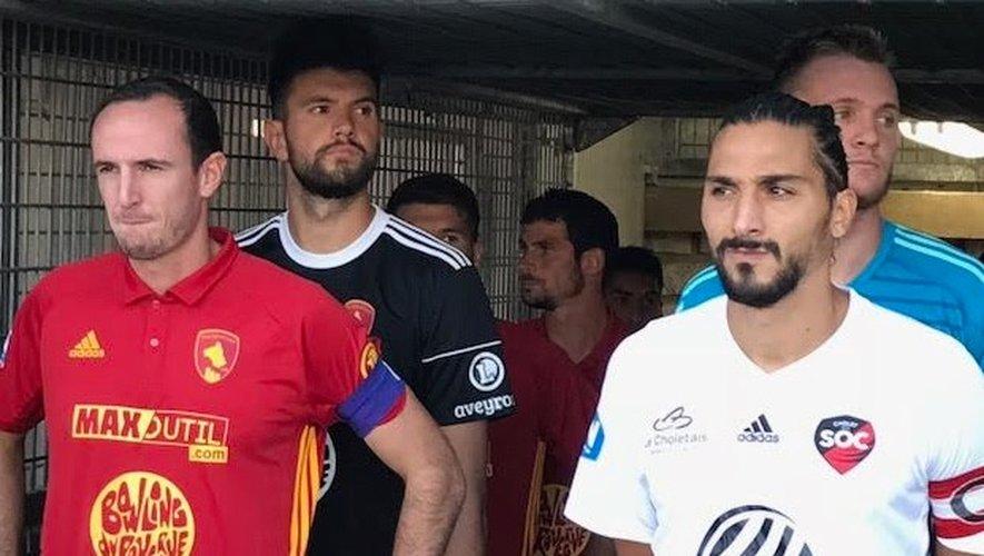 Rodez se fait surprendre à domicile face à Cholet (0-1)