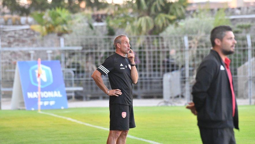 """Laurent Peyrelade : """"De temps en temps, le football, c'est mathématique"""""""