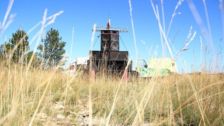 Les teufeurs cherchent à installer le teknival du 15 août dans le Sud-Aveyron