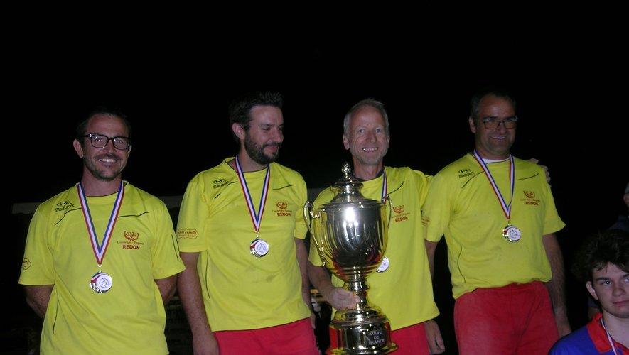 Le Nord-Aveyron  au top en coupe de France