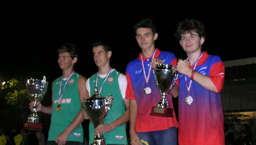 Le Nord-Aveyron  au top en coupe de France