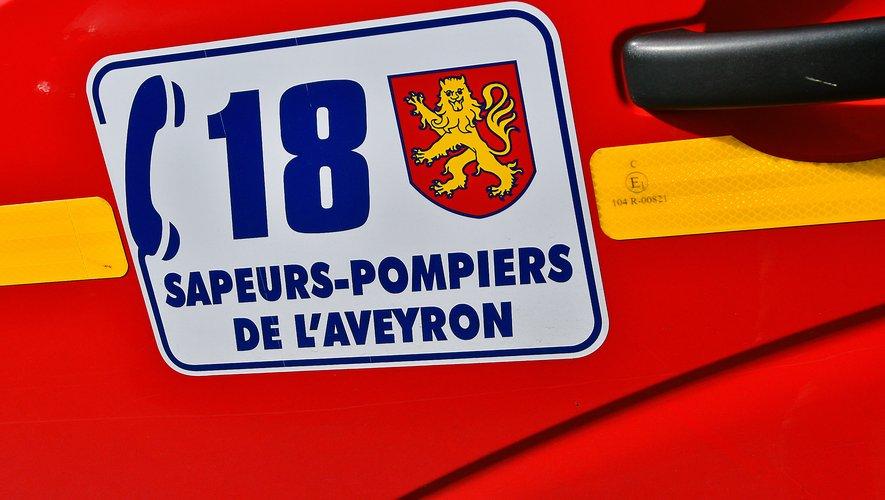 Nouvel accident de la route ce matin à Broquiès.
