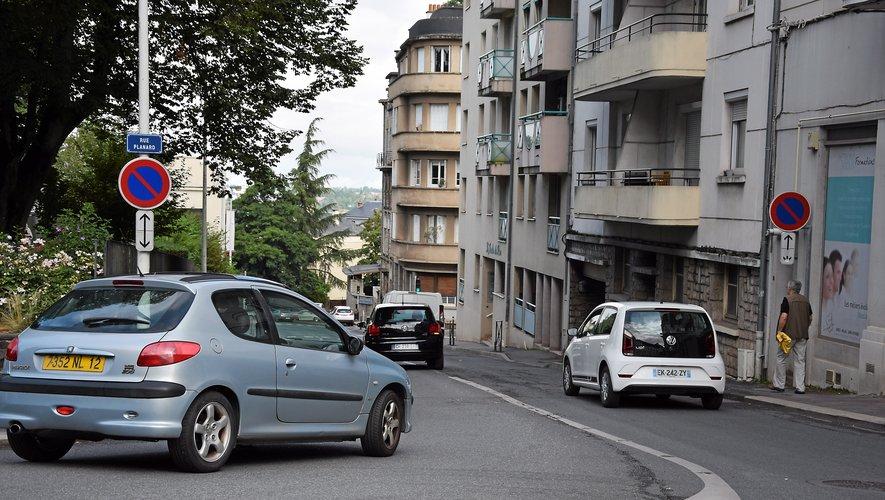 Place d'Armes, rue Planard : retour à la normale hier en centre-ville