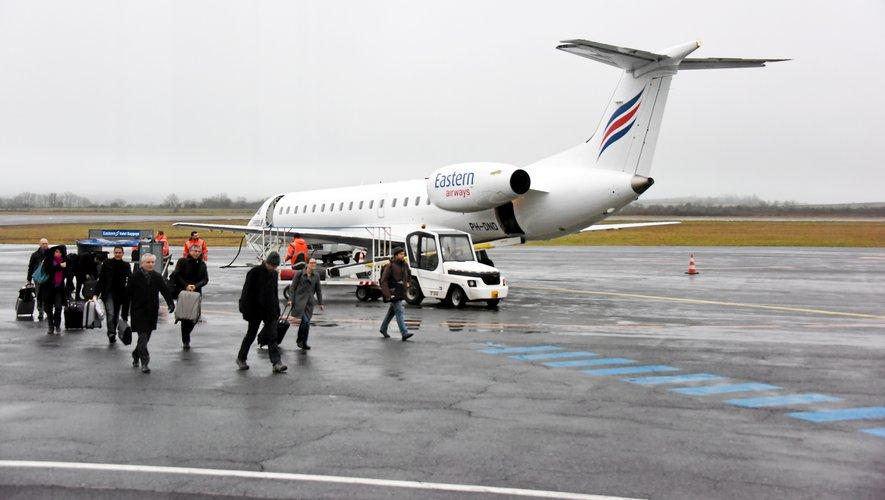 Un incendie dans l'avion matinal a entraîné l'annulation des deux vols de ce mardi 14 août.
