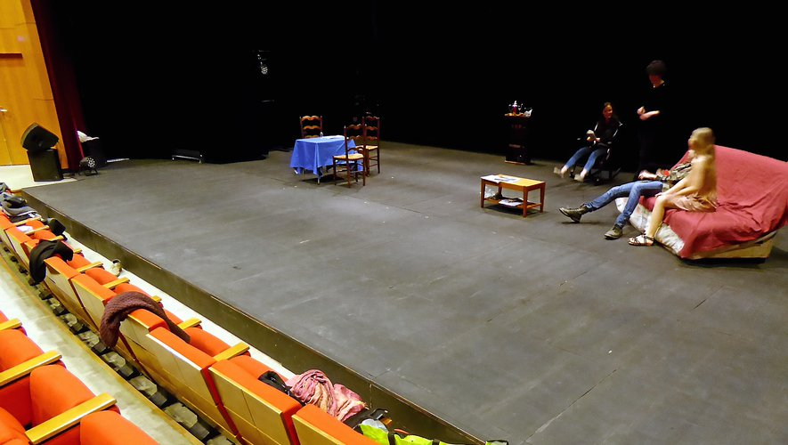 Théâtre deux points, la nouvelle entité de la MJC