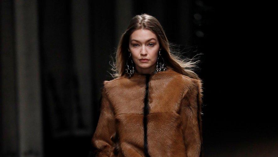 La cowgirl selon Isabel Marant - Collection automne-hiver 2018-2019 - Paris, le 1er mars 2018.