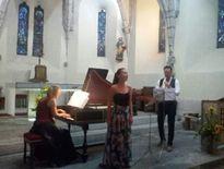 L'ensemble « Musica Graziosa » a transporté de nombreux mélomanes, en l'église du Fort à Laguiole
