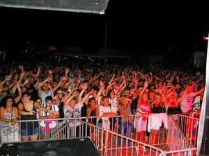 Plus de 3 000 personnesau casino de Cransac SUITE : Plus de 3000 personnes ont assisté au concert offert par le Casino