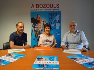 Le festival du film fait halte deux jours à Bozouls pour la projection de 8 films