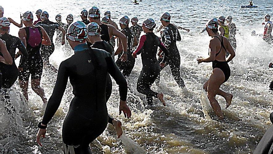 1500 concurrents vont se jeter à l'eau.