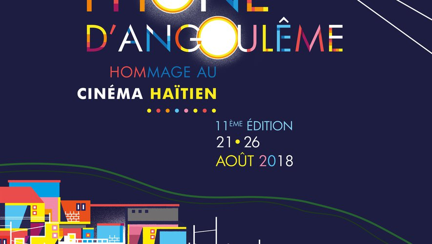 Festival du film francophone d'Angoulême 2018
