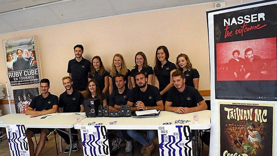 Les membres du comité jeunes ont présenté il y a peu le programme de l'édition 2018 de la Festa del Traouc.