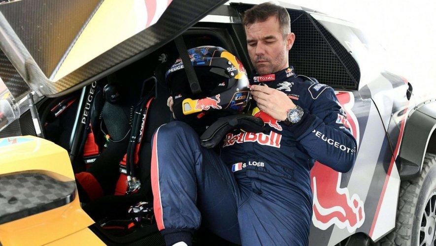 Sébastien Loeb, 43 ans, sera au départ de l'Aveyronnaise Classic ce jeudi.