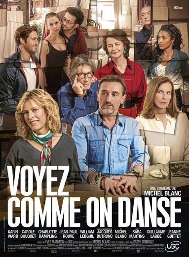 """Voyez comme on danse"" de Michel Blanc sortira le mercredi 10 octobre prochain en France."