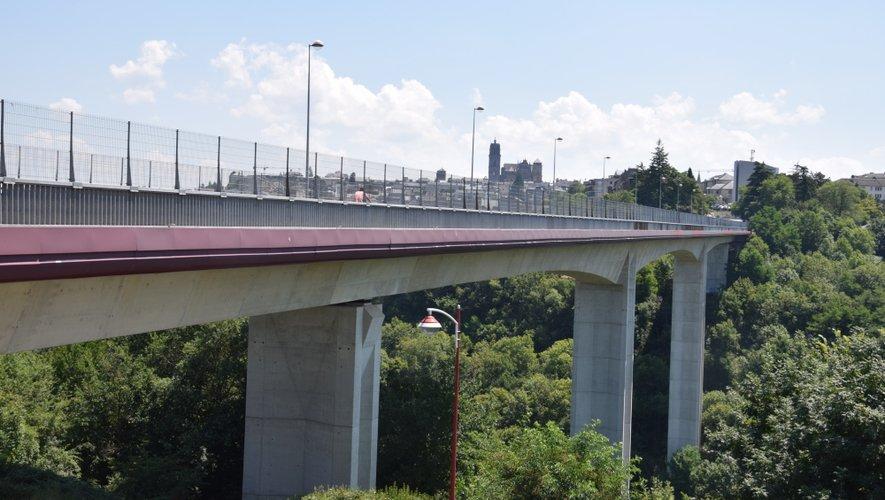 Rodez : le viaduc de Bourran rouvre dès ce jeudi soir
