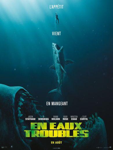 """Depuis sa sortie le 10 août dernier aux Etats-Unis, """"En eaux troubles"""" a cumulé plus de 319 millions de dollars de recette au box-office mondial."""