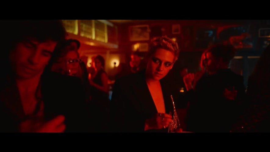 "Kristen Stewart dans le nouveau clip d'Interpol ""If You Really Love Nothing""."