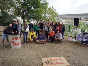 Bozouls : c'est parti pour un week-end de fête à la Festa del Traouc