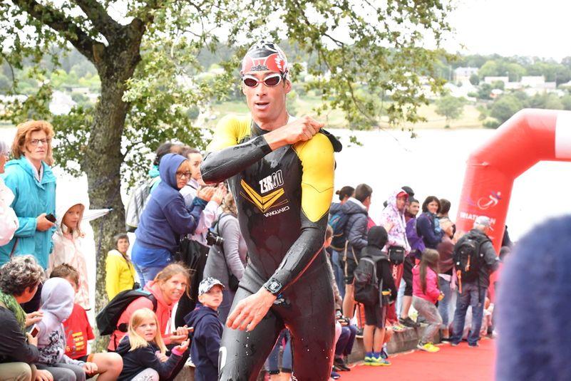 Triathlon du Lévezou : les plus belles images