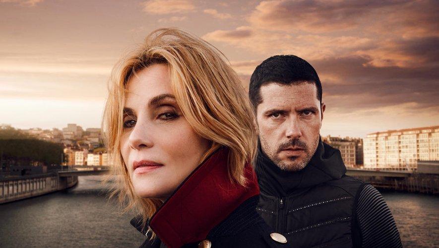 """La série """"Insoupçonnable"""", avec Emmanuelle Seigner et Melvil Poupaud, débutera le 13 septembre sur TF1"""