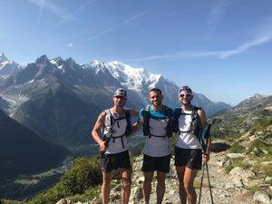 Quatre Aveyronnais  à l'assaut du Mont-Blanc