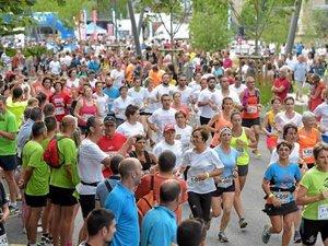 course a pied 9 juin