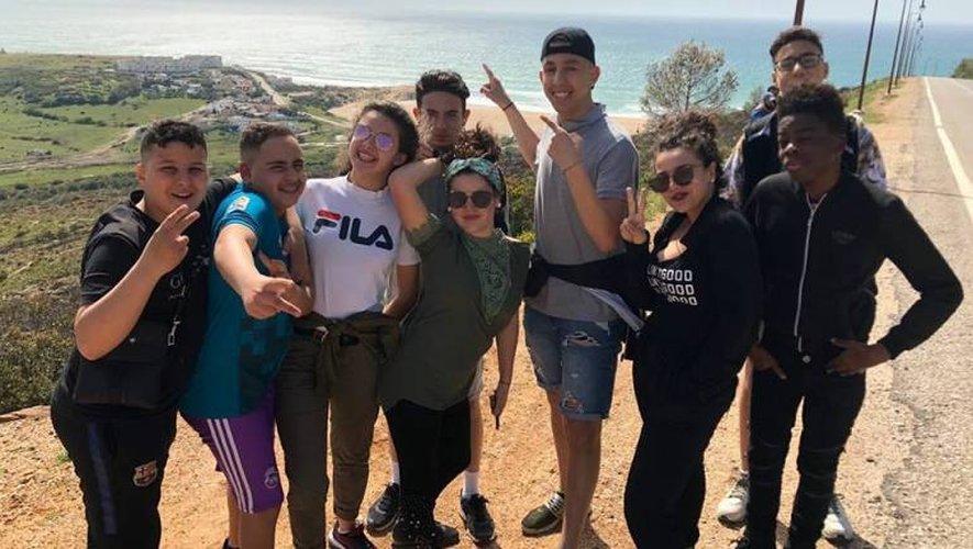 Les jeunes sur les hauteurs