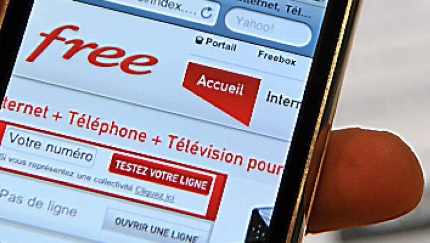 Le réseau Free Mobile aux abonnés absents depuis ce matin.