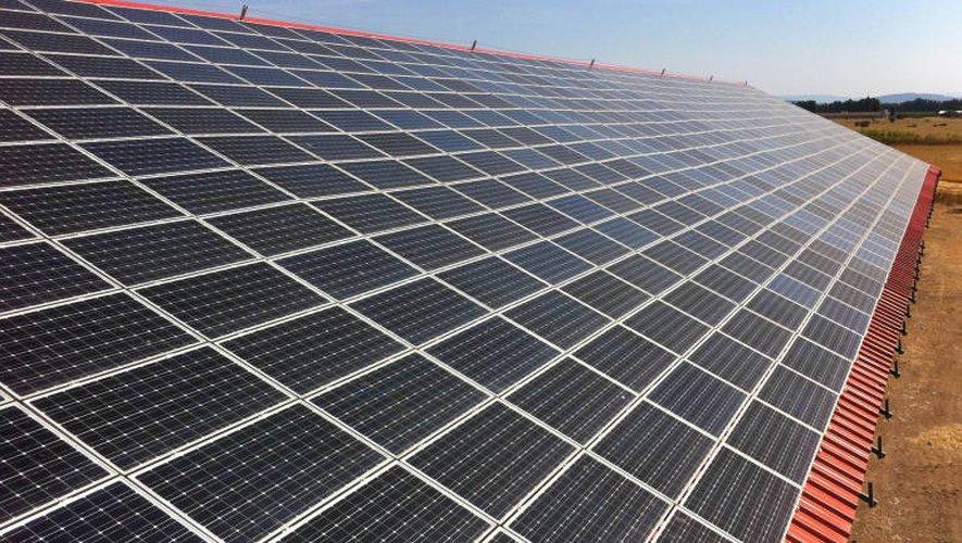 Les Aveyronnais invités à financer quatre projets de centrales solaires