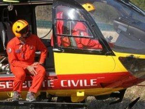 Mostuéjouls : l'hélicoptère de la sécurité civile au secours d'une femme de 26 ans