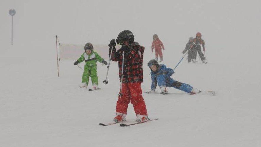 Saison « mitigée » pour les stations de ski de l'Aubrac