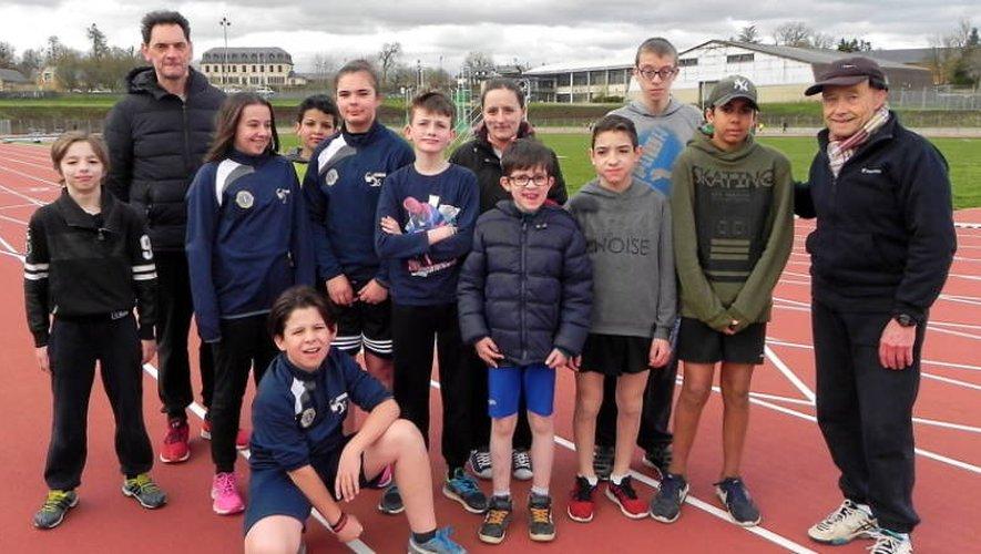 Athlétisme : les jeunes du CDDS ont repris le chemin du stade