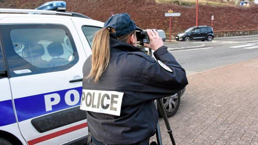 Prudence si vous circulez sur les routes de l'Aveyron cette semaine (Photo archives CPA).