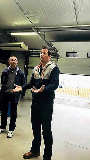 Vol parabolique : les lycéens de Louis-Querbes à la rencontre Thomas Pesquet