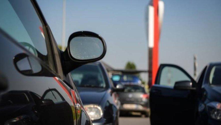 Attention, l'arnaque au rétroviseur de retour en Aveyron