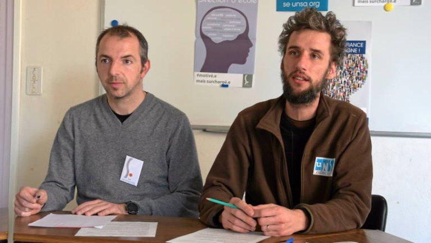 Sébastien Segur et Sébastien Le Gal demandent l'ouverture d'une réflexion sur le sujet.