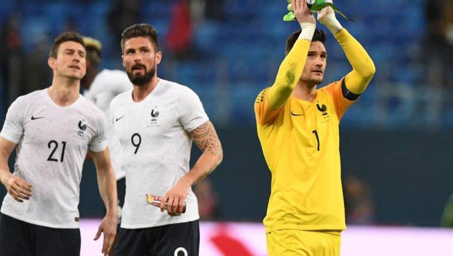 Une victoire difficile pour les Français en Russie.