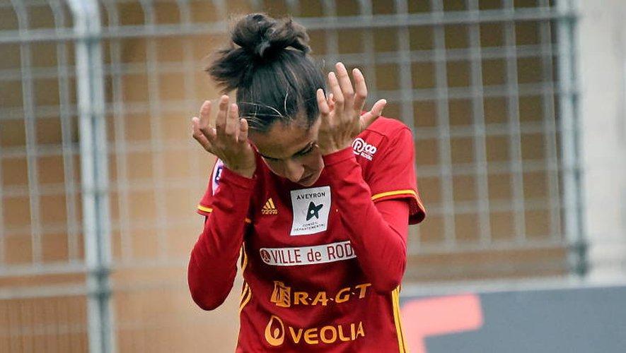 Le miracle n'a pas eu lieu pour l'équipe féminine du Raf face au PSG (Photo archives Centre Presse)