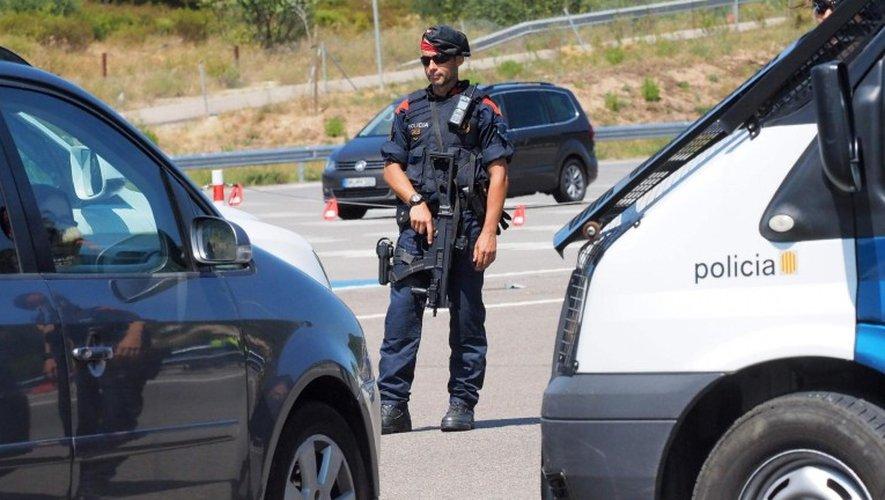 La cellule préparait «un ou plusieurs attentats» à Barcelone